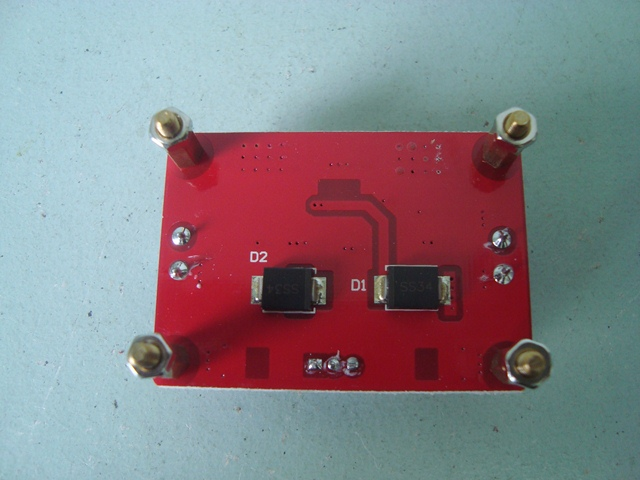 Adjustable DC-DC Converter Bottom
