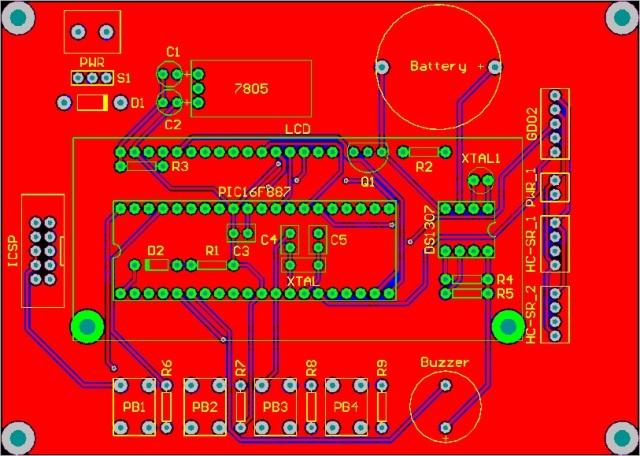 Altium Cube Servo Controller