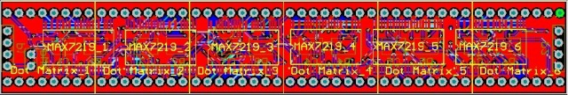 Altium Jam Solat Dot Matrix