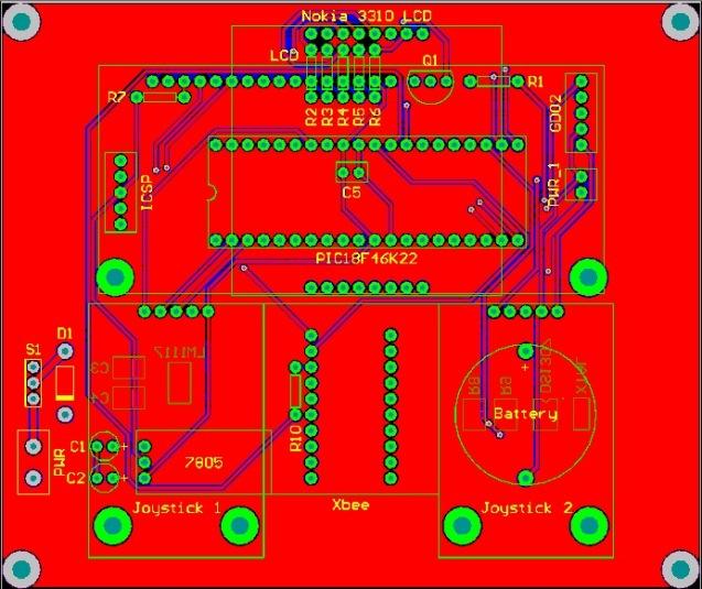 Altium Joystick Controller