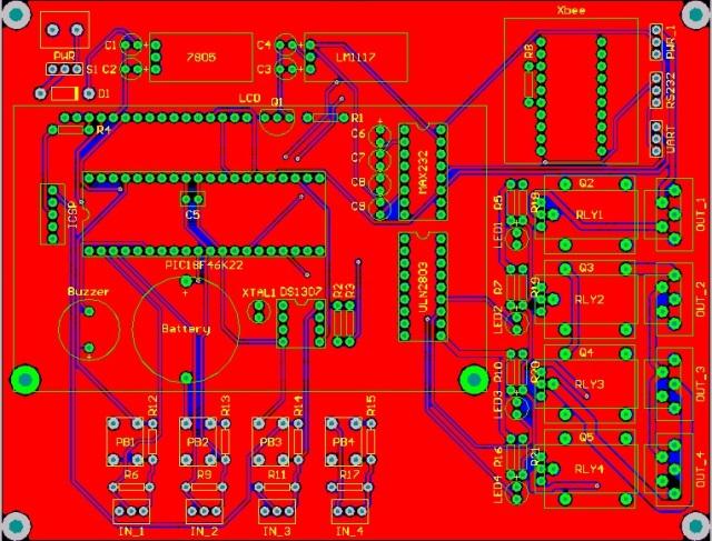 Altium Switch Control Dimmer