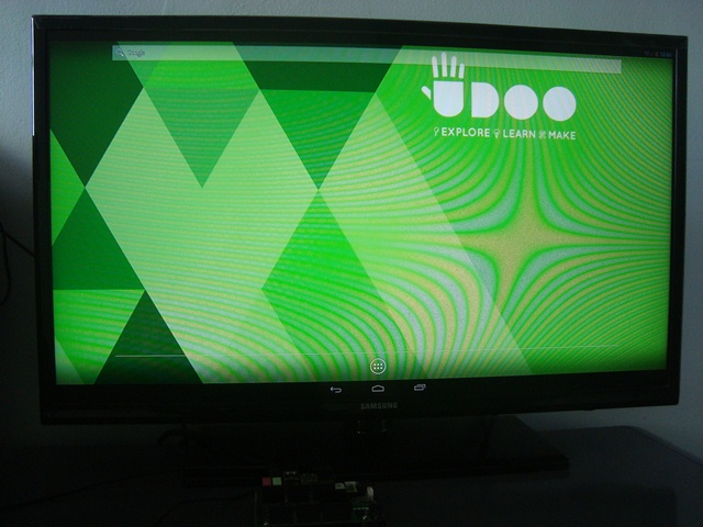 Android UDOO 1