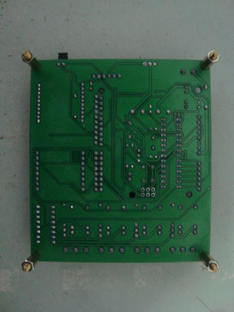 Arduino GSM Starter Kit Bottom