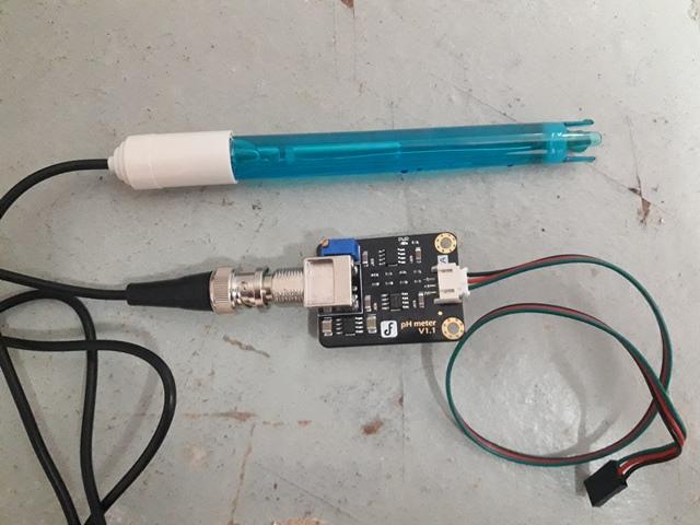 Arduino Lesson: pH Meter « Blog Kejuruteraan Dan Teknologi