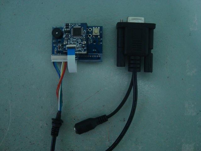 Barcode CCD Camera