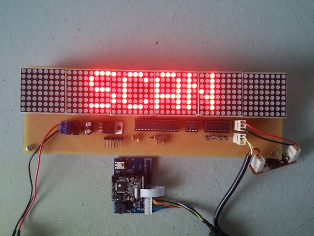 Barcode Signboard
