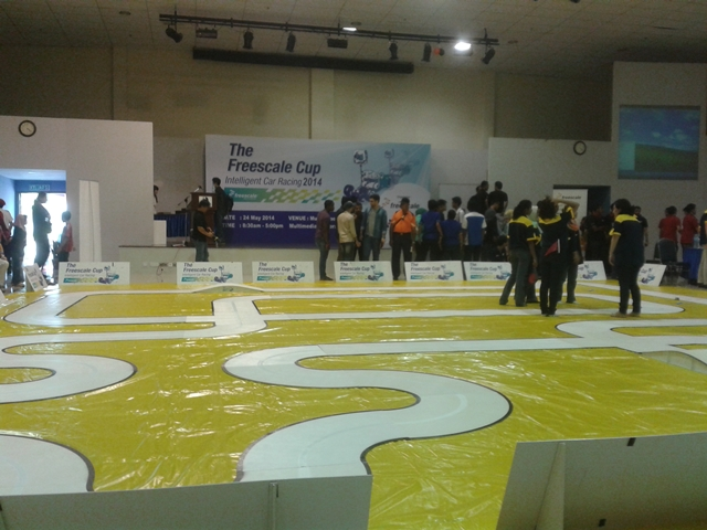Freescale Cup 2014 1