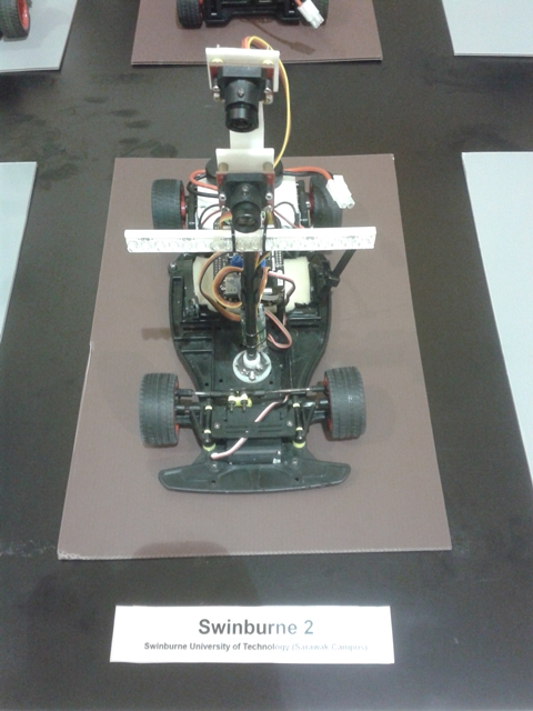Freescale Cup 2014 2