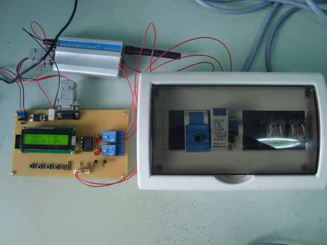 GSM Distribution Board 2