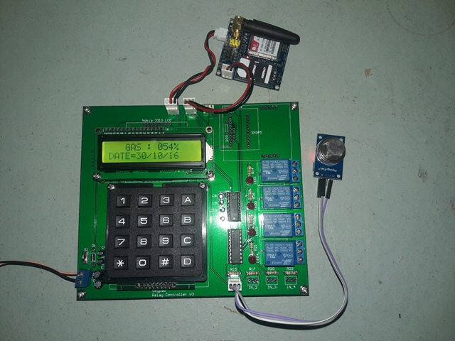 gsm-gas-detector