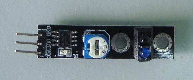 IR Line Sensor