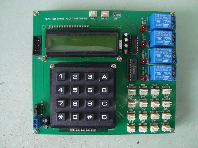 Input Monitor Top