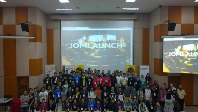 Jomlaunch 2016 1