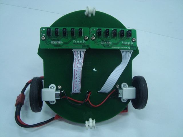 Line Following Robot 3 LSS05