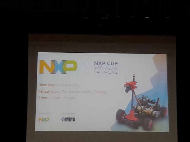NXP Cup 2016 1