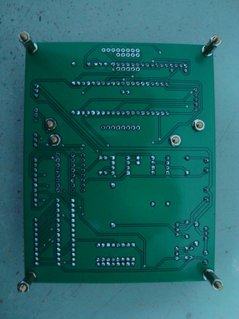 PCB Door Access Bottom