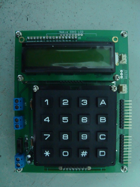 PCB Door Access Top