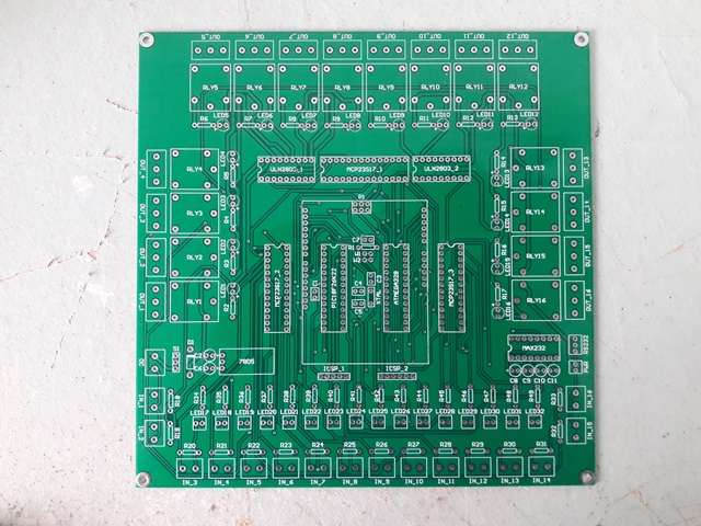 PCB Emergency Stop Plunger