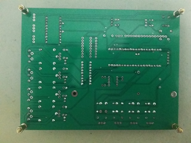 PCB Switch Control Dimmer Bottom