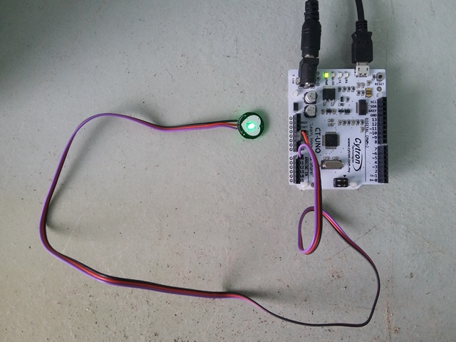 Pulse Sensor with CT Uno