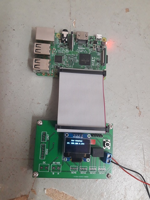 Raspberry Pi Lesson: OpenCV Car Counter « Blog Kejuruteraan Dan