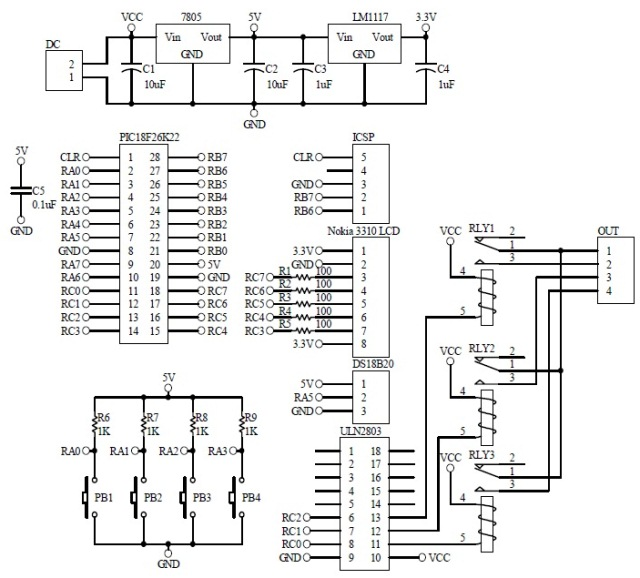 Schematic Automatic Fan