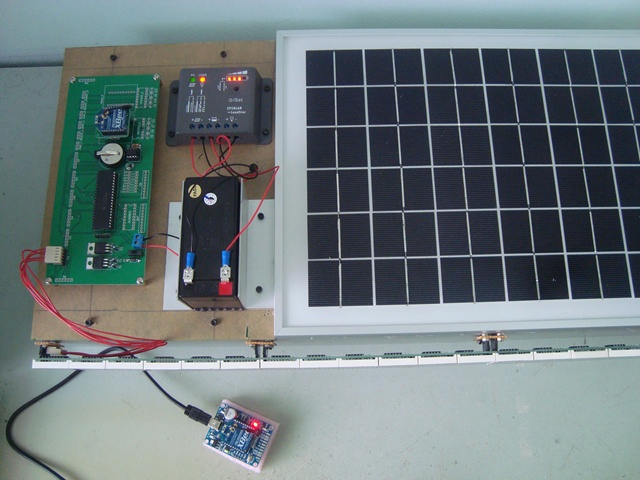 Solar Signboard 1