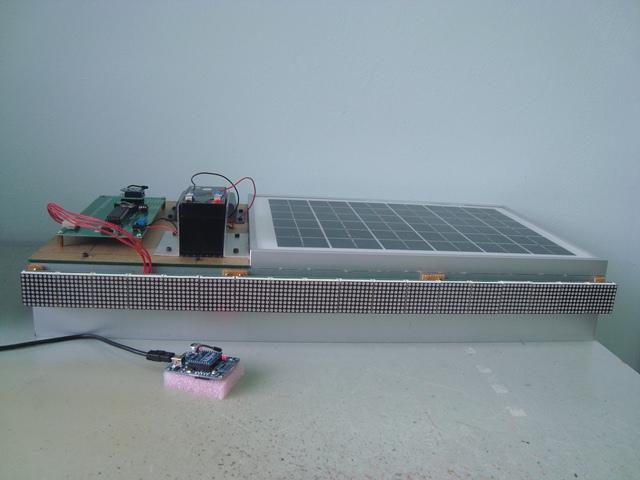 Solar Signboard 2
