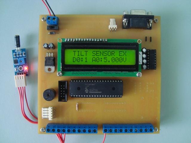 Tilt Sensor Ex