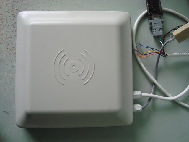 UHF Medium Range Reader - DL920