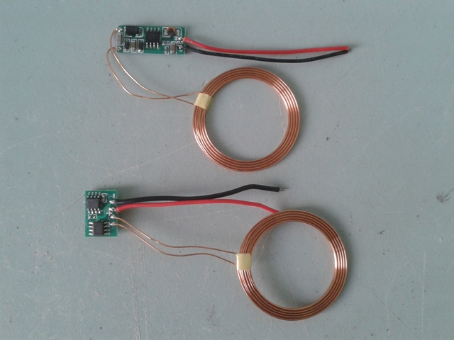 Wireless Power Module
