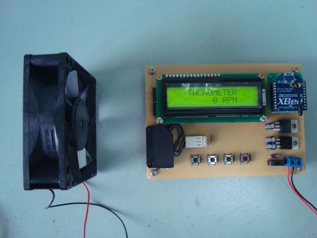 XBee Tachometer