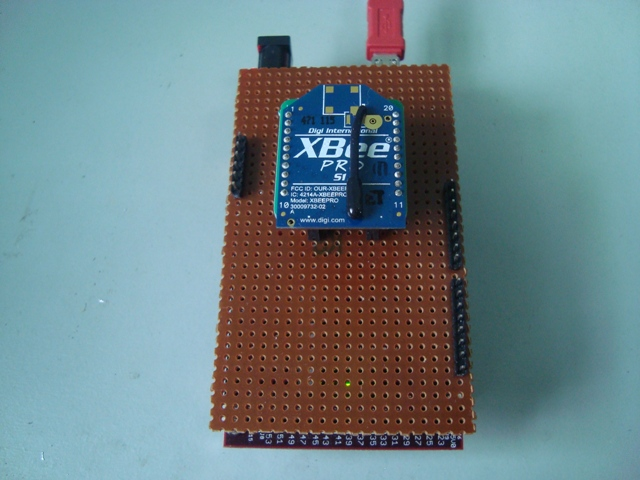 XBee with chipKIT